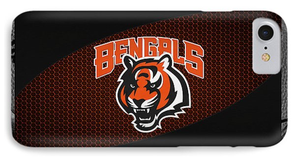 Cincinnati Bengals Phone Case by Joe Hamilton