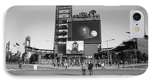Citizens Bank Park - Philadelphia Phillies Phone Case by Frank Romeo
