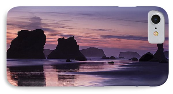 Coastal Reflections IPhone Case by Andrew Soundarajan