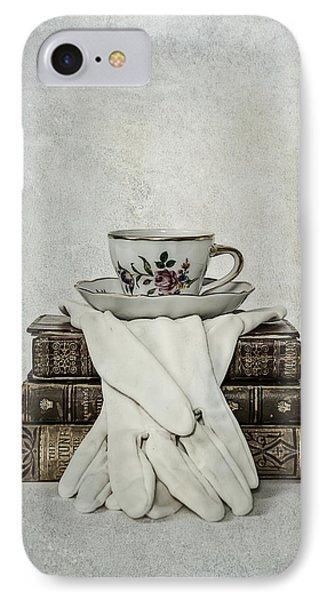 Coffee Time Phone Case by Joana Kruse