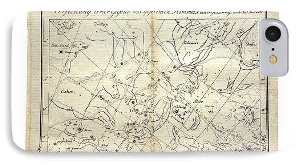 Constellations IPhone Case by Detlev Van Ravenswaay