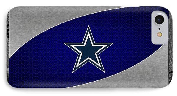 Dallas Cowboys Phone Case by Joe Hamilton