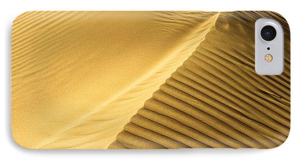 Desert Sand Dune Phone Case by Ezra Zahor