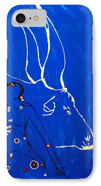 Dinka Livelihood - South Sudan IPhone Case