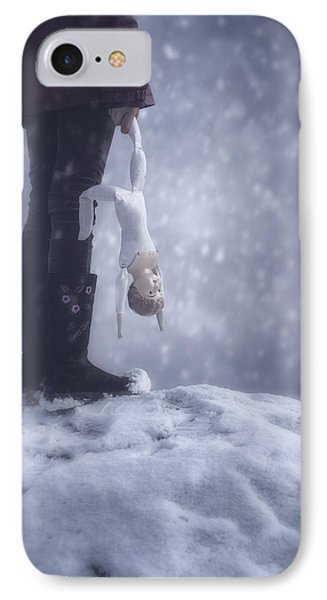 Doll Phone Case by Joana Kruse