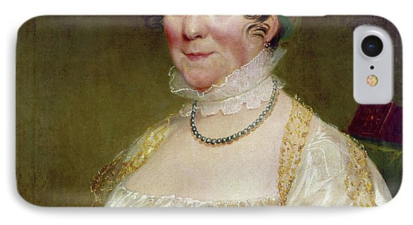 Dolley Payne Todd Madison (1768-1849) IPhone Case by Granger