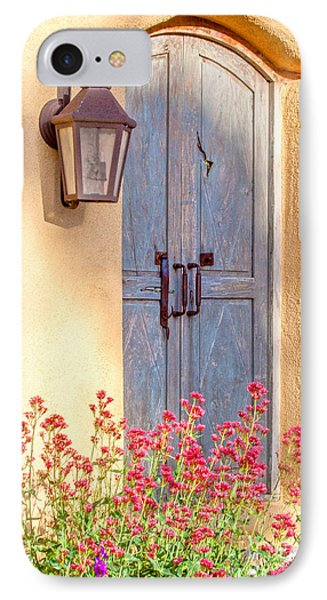 Doors Of Santa Fe IPhone Case by Roselynne Broussard