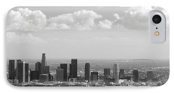 Downtown Of Los Angeles IPhone Case