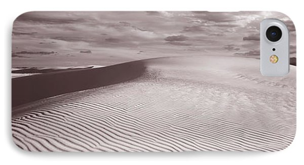 Dunes, White Sands, New Mexico, Usa IPhone Case by Panoramic Images