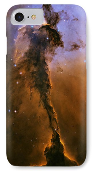 Eagle Nebula IPhone Case by Nasa