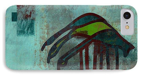 3 Egrets - J076073091a2bl IPhone Case