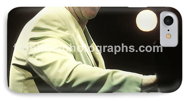 Elton John IPhone Case by Concert Photos