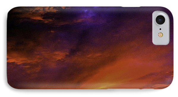 'end Of Day' IPhone Case by Michael Nowotny
