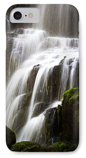 IPhone Case featuring the photograph Fairy Falls by Patricia Babbitt