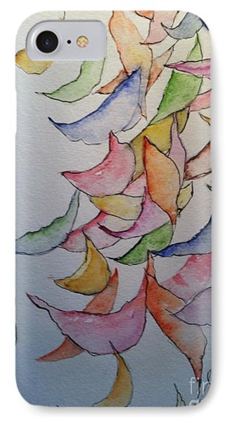 Falling Into Place Phone Case by Sherry Harradence