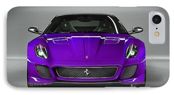 Ferrari 559 Gto Sports Car IPhone Case