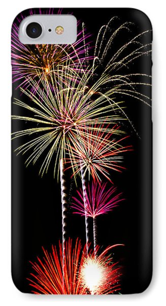 Fireworks  Phone Case by Saija  Lehtonen