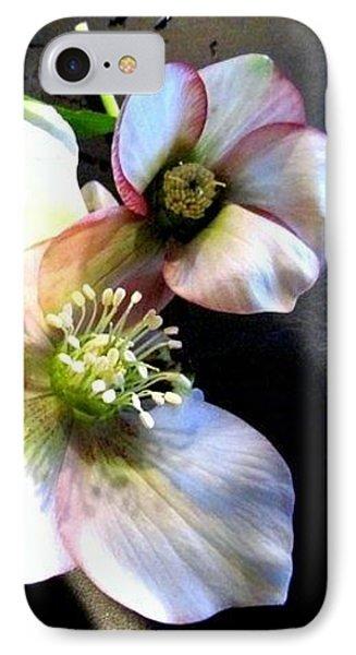 Flowers. Phone Case by Joyce Woodhouse
