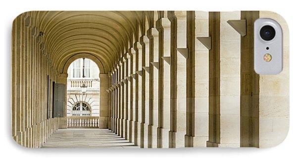 France, Bordeaux, Grand Theatre De IPhone Case by Emily Wilson