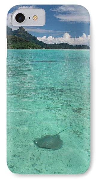 French Polynesia, Society Islands IPhone Case