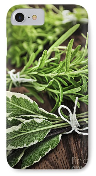 Fresh Herbs IPhone Case