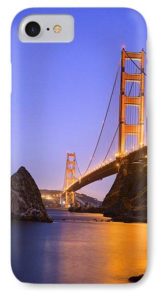 Golden Gate Bridge IPhone Case by Emmanuel Panagiotakis