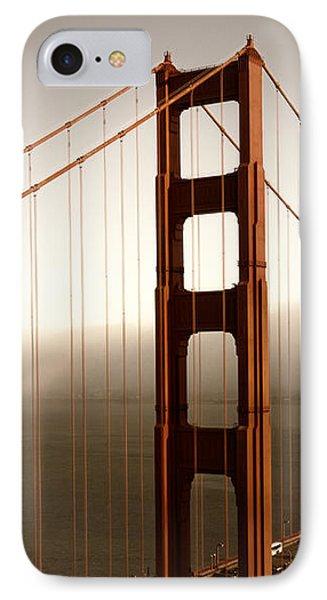 Lovely Golden Gate Bridge IPhone Case