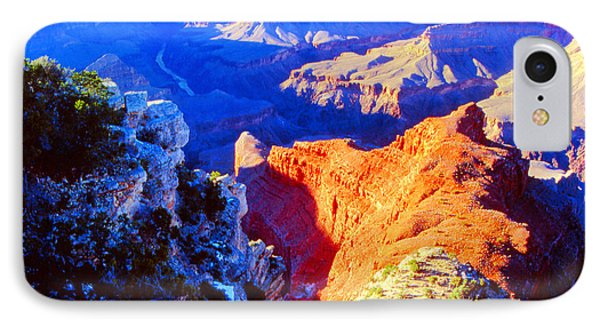 Grand Canyon From Hermit's Rest Road IPhone Case