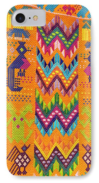Guatemala, Chichicastenango IPhone Case by Michael Defreitas