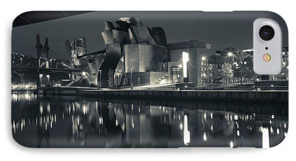 Guggenheim Museum Designed By Frank IPhone Case
