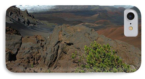 Haleakala Afternoon Phone Case by Stephen  Vecchiotti