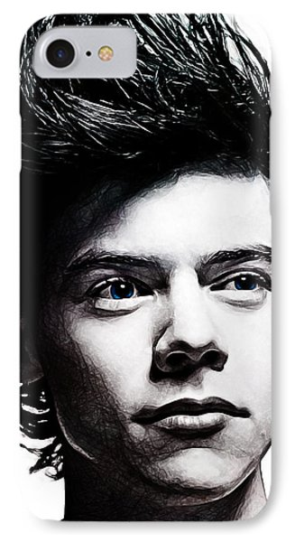 Harry Styles IPhone Case