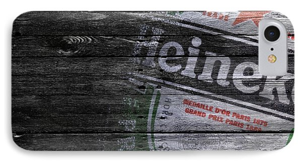 Heineken Phone Case by Joe Hamilton
