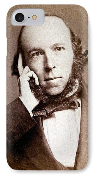 Herbert Spencer IPhone Case