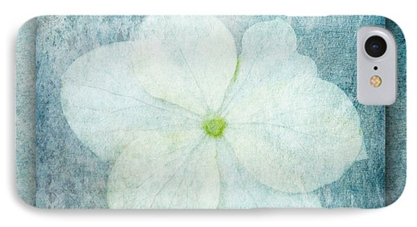 Hydrangea IPhone Case by Lynn Bolt