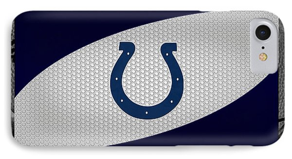 Indianapolis Colts Phone Case by Joe Hamilton