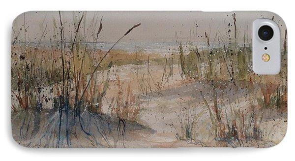 Lake Michigan Dune IPhone Case