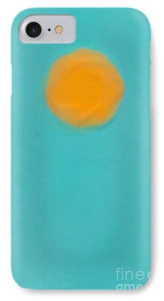 Lily Pond Phone Case by Anita Lewis