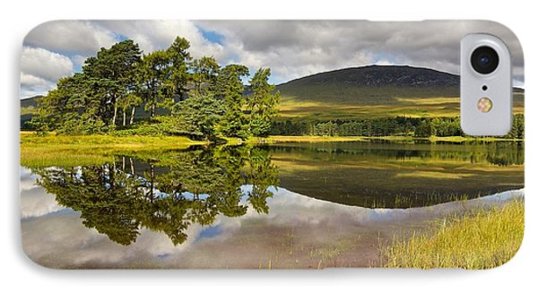 Loch Tulla IPhone Case by Stephen Taylor