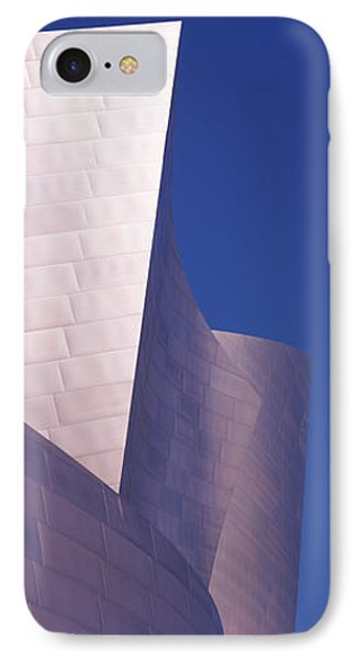 Low Angle View Of A Concert Hall, Walt IPhone Case by Panoramic Images