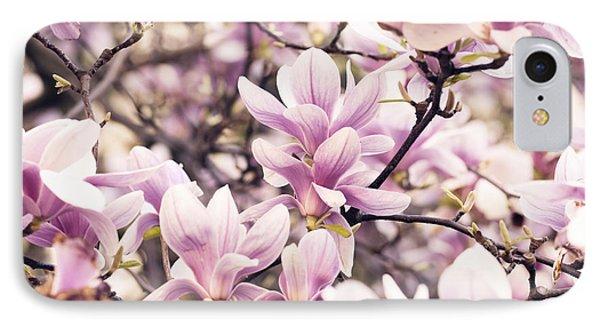 Magnolia IPhone Case by Jelena Jovanovic