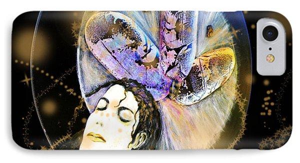 Michael Jackson IPhone Case by Augusta Stylianou