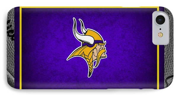 Minnesota Vikings Phone Case by Joe Hamilton