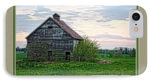 Missouri Barn At Sunrise IPhone Case