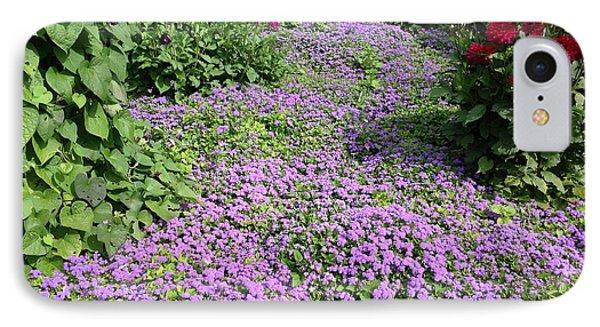 Monet's Garden In France IPhone Case