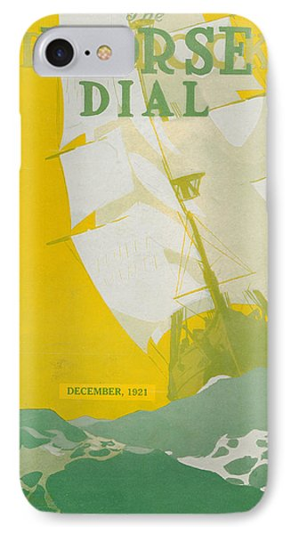 Morse Dry Dock Dial Phone Case by Edward Hopper
