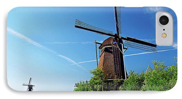 Netherlands, North Holland, Zaanstad IPhone Case by Miva Stock