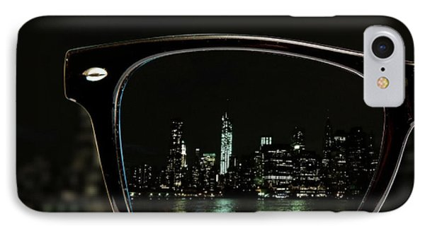 Night Vision IPhone Case by Natasha Marco