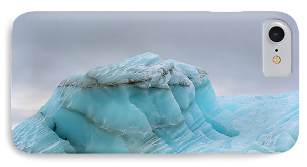 Norway Svalbard Nordaustlandet Island IPhone Case by Inger Hogstrom