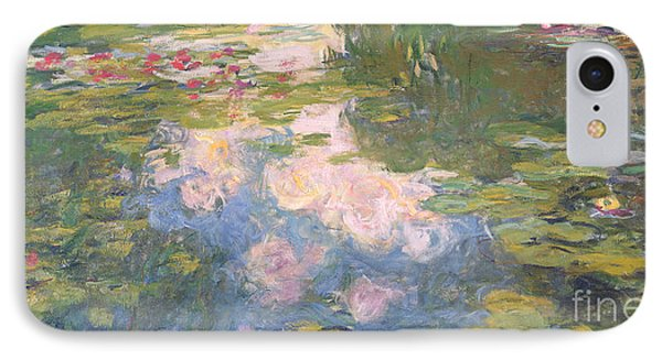 Nympheas Phone Case by Claude Monet